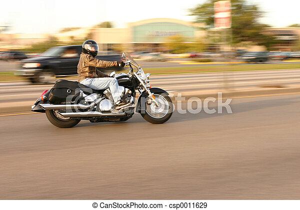 Motorcycle - csp0011629