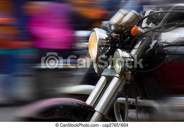 Motorcycle - csp27651604