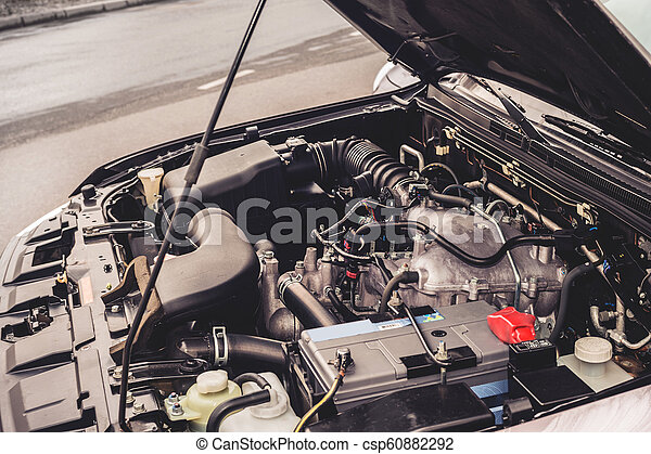 motore, automobile - csp60882292
