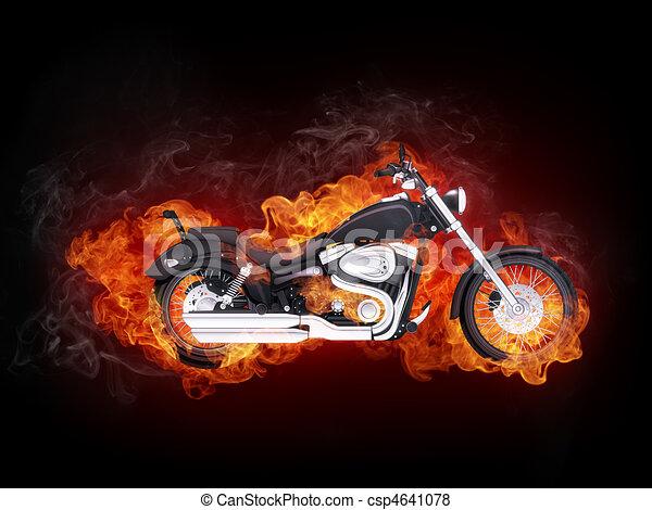 Motorrad Illustrationen und Clip-Art. 35.568 Motorrad Lizenzfreie ...