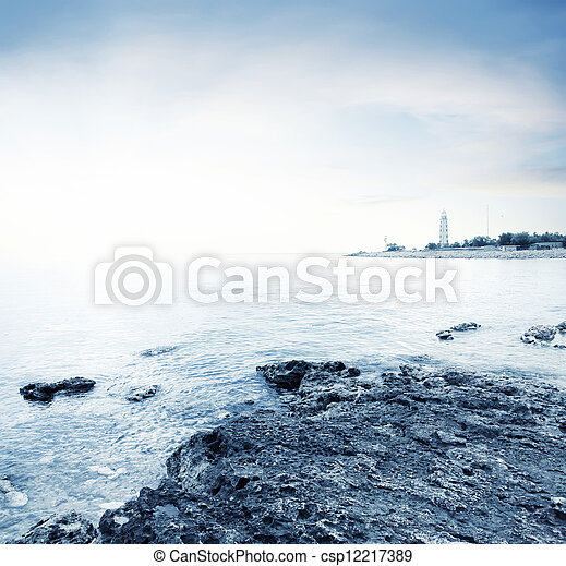 motyw morski - csp12217389