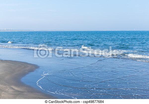 motyw morski - csp49877684
