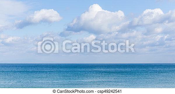 motyw morski - csp49242541