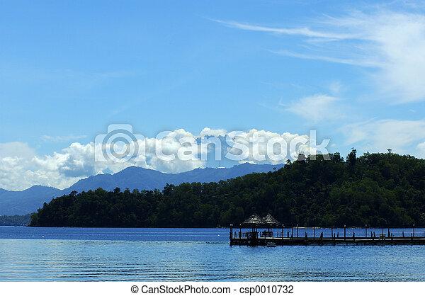 Mount Kinabalu - csp0010732