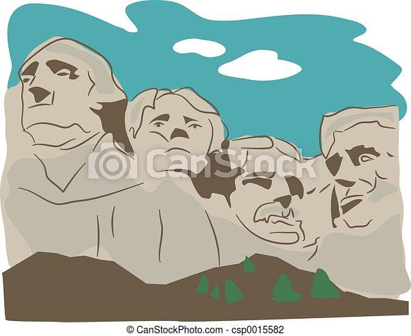 Mount Rushmore - csp0015582