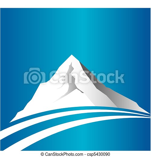 Mountain and road - csp5430090