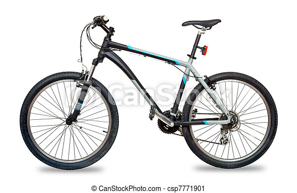 Mountain bicycle bike - csp7771901