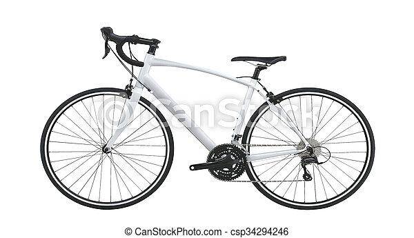 Mountain bicycle bike - csp34294246