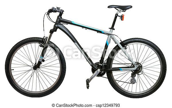 Mountain bike - csp12349793