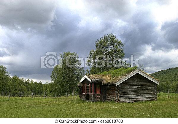 Mountain Cabin - csp0010780