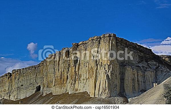 mountain landscape in summer - csp16501934