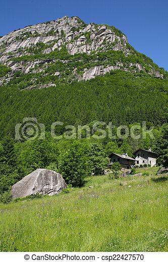 Mountain Landscape - csp22427570