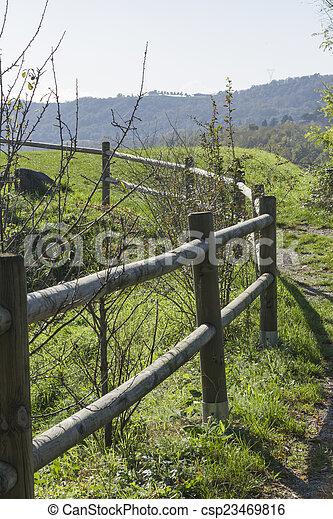 mountain landscape - csp23469816