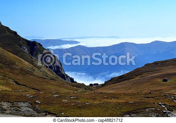 Mountain landscape - csp48821712