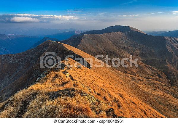 mountain landscape - csp40048961