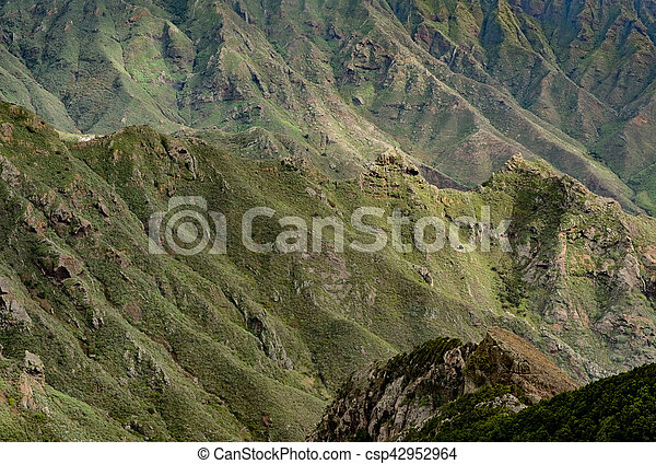 mountain landscape - csp42952964
