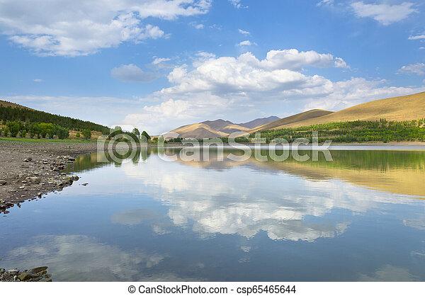 Mountain Landscape - csp65465644