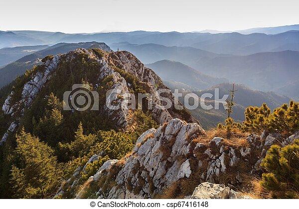 mountain landscape - csp67416148