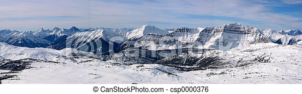 Mountain Panoramic 4 - csp0000376