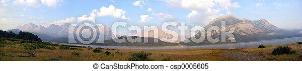 Mountain Panoramic - csp0005605