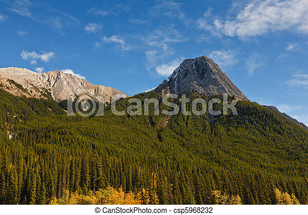 Mountain peak - csp5968232
