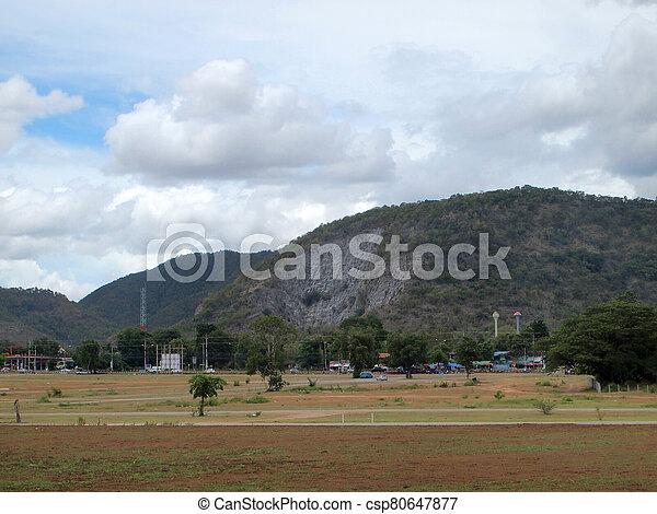 mountain range - csp80647877