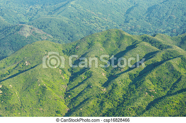 Mountain Range - csp16828466