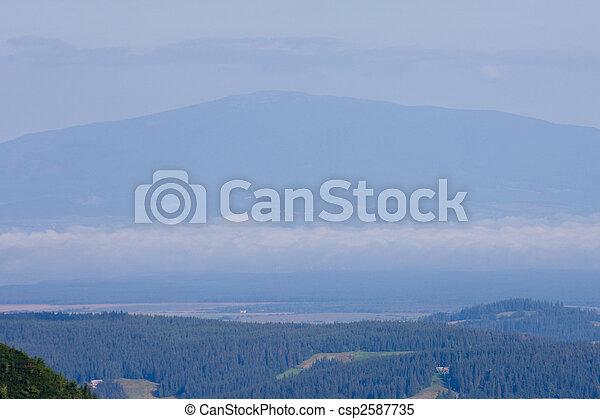 mountain range - csp2587735