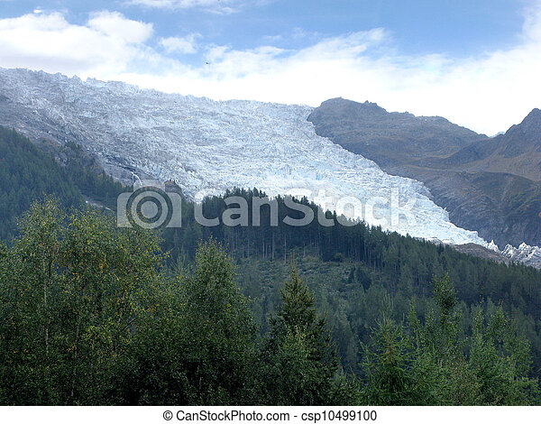 Mountain range - csp10499100