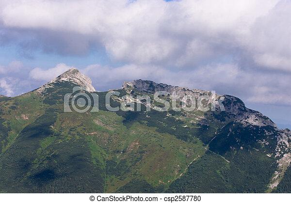 mountain range - csp2587780