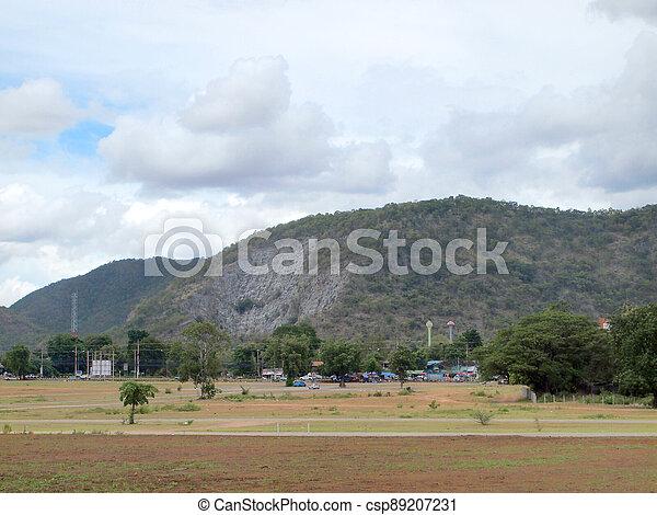 mountain range - csp89207231