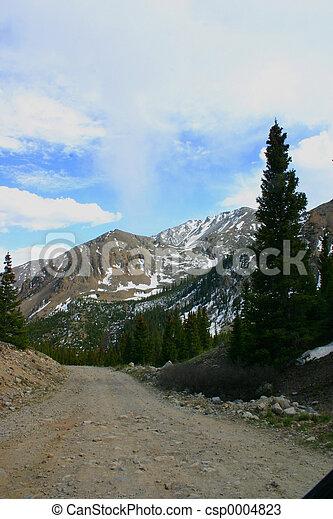 Mountain Road - csp0004823