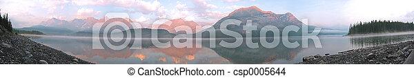 Mountain Sunrise - csp0005644