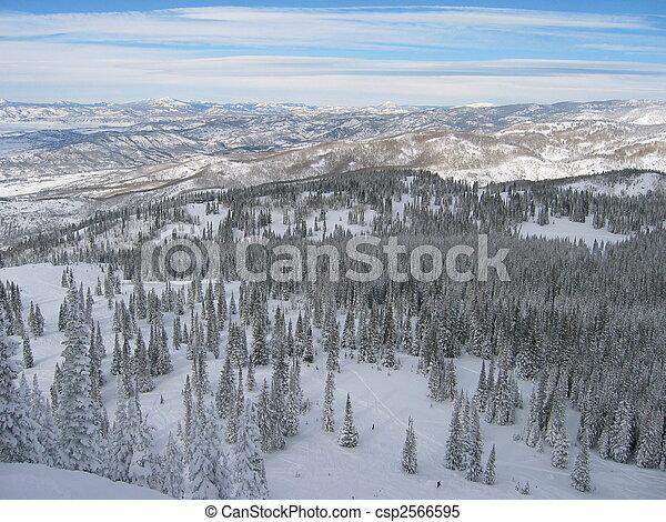 Mountain View - csp2566595