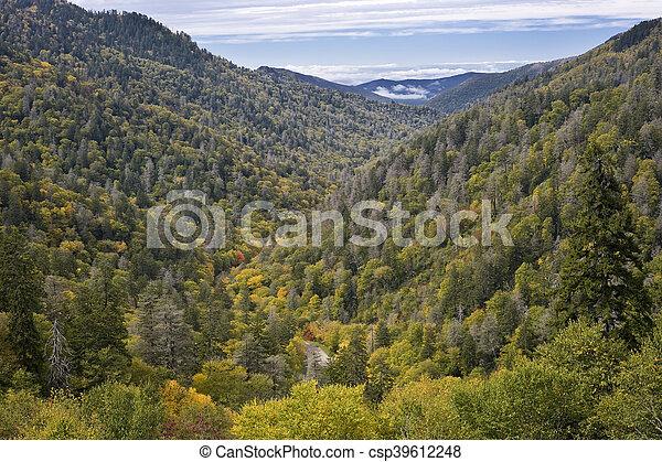 Mountain Vista - csp39612248