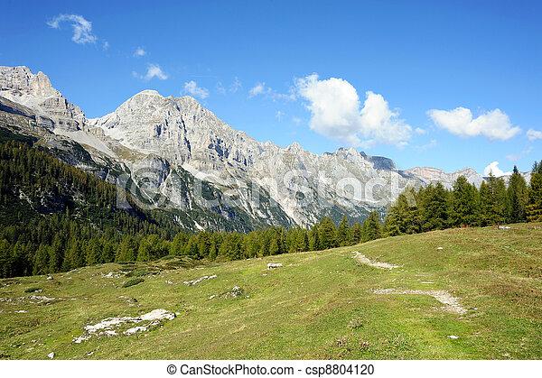 mountains - csp8804120
