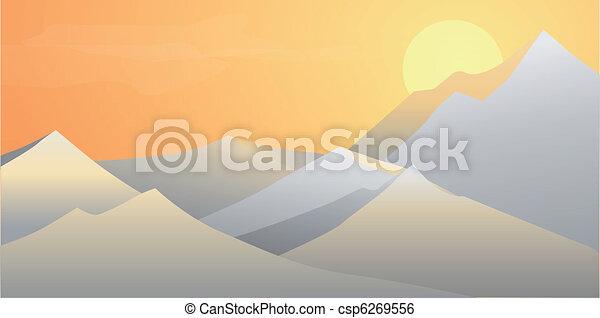 mountains - csp6269556