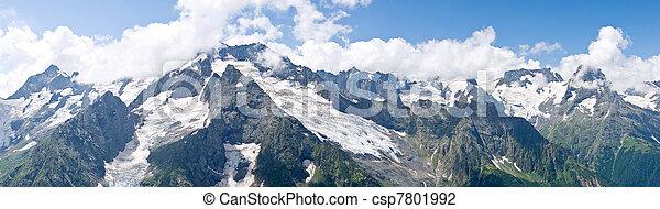 mountains pano - csp7801992