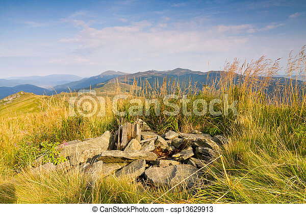 Mountains - csp13629913