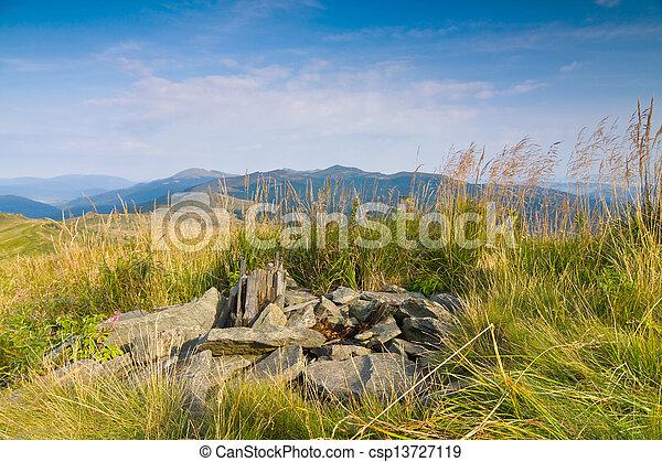 Mountains - csp13727119
