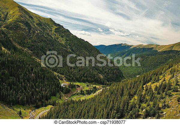 Mountains - csp71938077