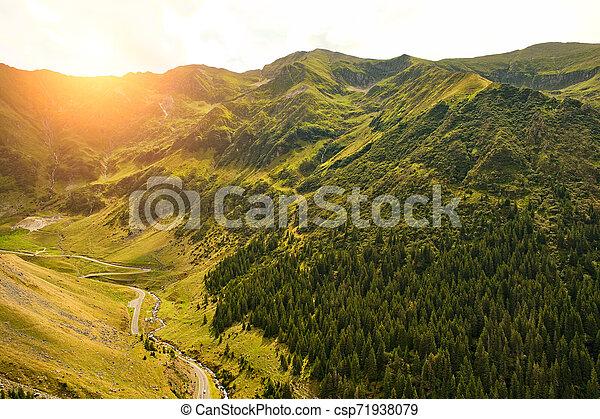 Mountains - csp71938079