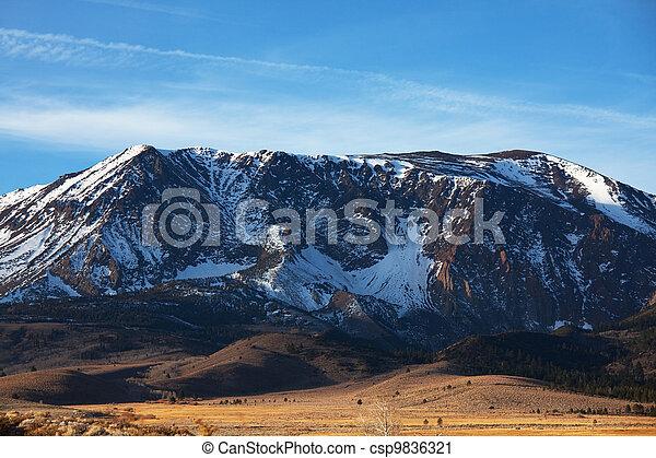 Mountains - csp9836321