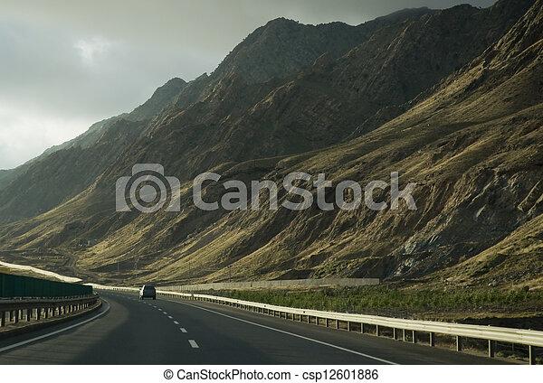 Mountains - csp12601886