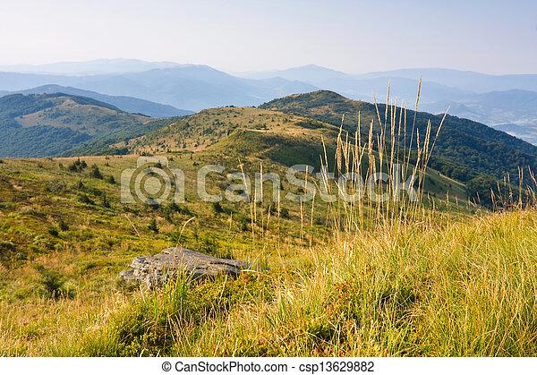 Mountains - csp13629882