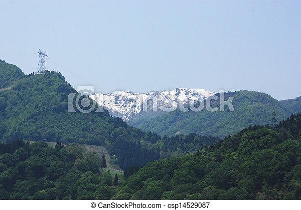 Mountains - csp14529087