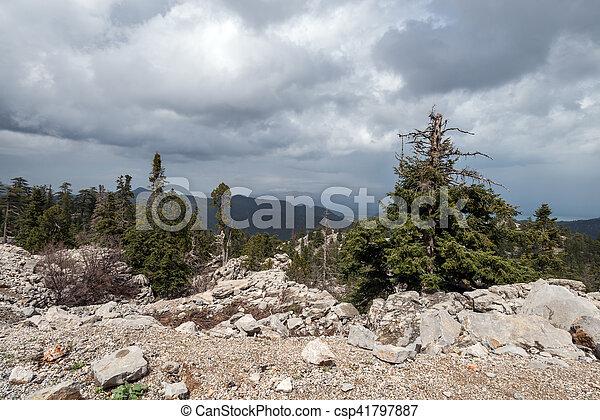 mountains - csp41797887