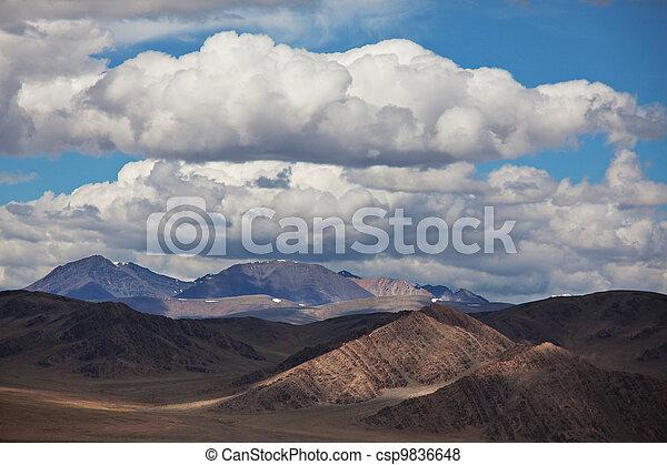 Mountains - csp9836648