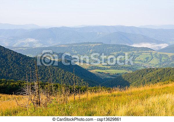 Mountains - csp13629861