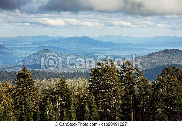 Mountains - csp20491227